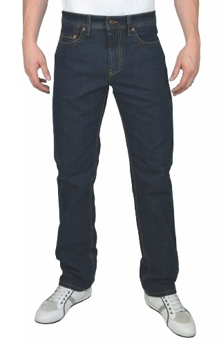 MAC Jeans Ben - dark blue used, Größe:W32 L34