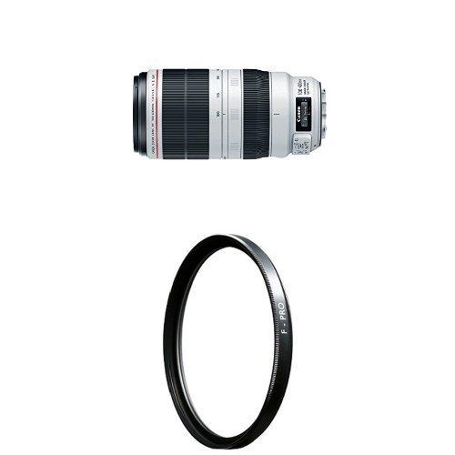 Canon EF 100-400mm f/4.5-5.6L IS II USM Lens with B+W 77mm Clear UV Haze [並行輸入品]   B07FVVX9BM