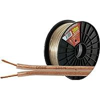 2X96.12R-30M DOSS Heavy-Duty Speaker Cable - 30M - Per Reel Roll Doss 2-Core X 96 Strand 0.12Mm 2-Core X 96 Strand 0…