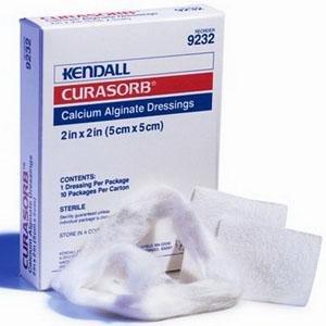 689233 - Curasorb Calcium Alginate Dressing 4 x 4