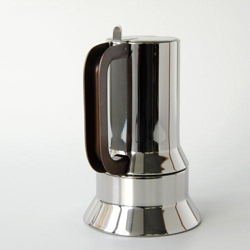 Alessi Espresso Maker 9090 by Richard Sapper, 6 Espresso Cups by Alessi (Image #2)