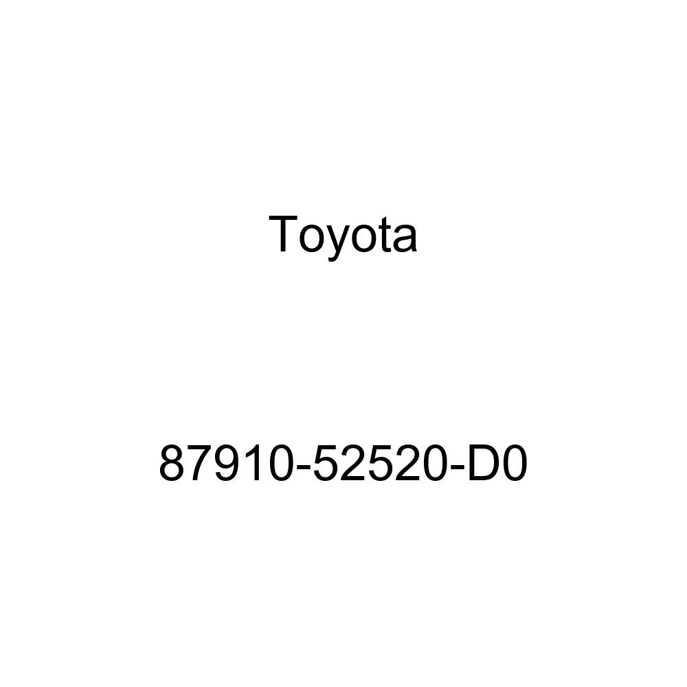 Genuine Toyota 87910-52520-D0 Rear View Mirror Assembly