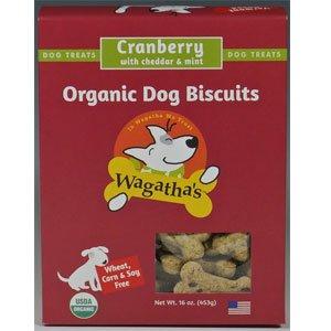 Mint Cheddar - Wagatha's Cranberry Cheddar Biscuits - 16oz