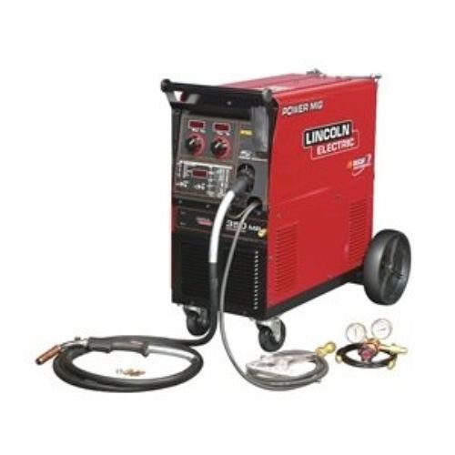 Multiprocess Welder, Power MIG, 5-350 Amps Lincoln Electric K2403-2