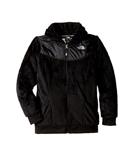 The North Face Oso Hoodie Girls' TNF Black Small by The North Face