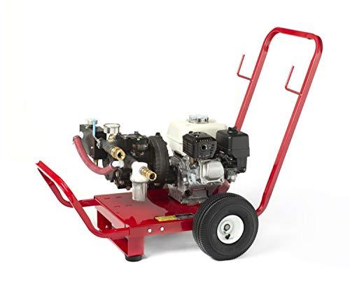 Wheeler Rex 465010 Hydrostatic Test Pump, Triple Diaphragm, 10 GPM, 500 psi