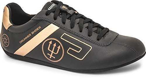 Urbann Boards ''Neil Peart Signature Shoe, Black-Gold 10'' by Urbann Boards (Image #5)