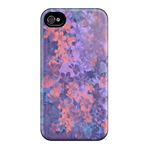 Special Design Back Facing The Beauty Phone Case Cover For Iphone 4/4s by mcsharks