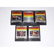 Atari 2600 video game LOT of 5 ATARI 2600 IMAGIC cartridges (games)