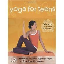 Yoga For Teens Card Deck