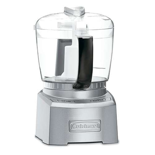 Cuisinart Elite Chopper, Silver