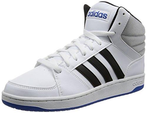 Hoops Ftwbla Men Blanco Negbas Azul Trainers adidas Mid Vs TwqdOBO
