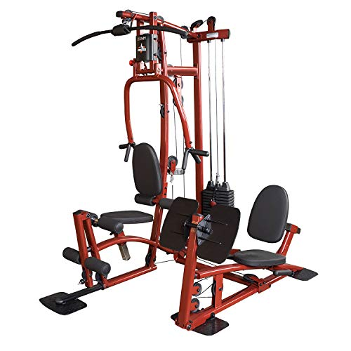 Body-Solid Fitness Factory EXM1 Home Gym Built
