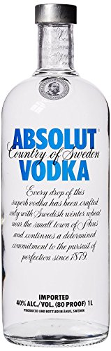 Absolut Vodka (1 x 1 l)