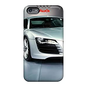 Anti-Scratch Cell-phone Hard Covers For Apple Iphone 6s Plus (zBU3210ORNT) Provide Private Custom Nice Audi R8 5 Series