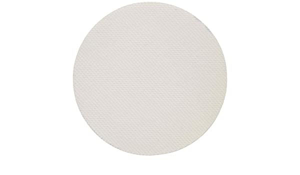 CACASO 10 Pieces Round Transparent Strip Waterproof Bathtub Counter Shower Tape White Non-Slip Safety Shower Treads Anti Skid