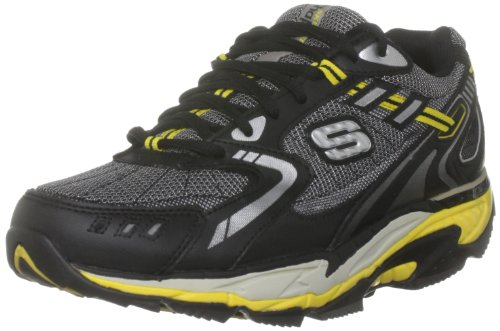 Skechers Sport Men's Shape Ups AT-Diamondback Trail Shoe (Skechers Shape Ups Man)