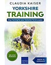 Yorkshire Training: Dog Training for your Yorkshire Terrier puppy
