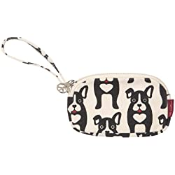 Bungalow360 Mini Clutch/Purse - Boston Terrier