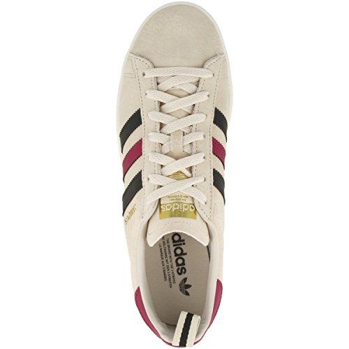 adidas Campus, Zapatillas de Baloncesto Para Hombre Beige (Marcla / Negbas / Rubmis 000)