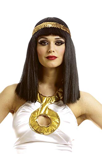 Egyptian Cleopatra Wig with -