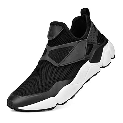 Feetmat Fashion Sneakers Running Walking Lightweight Mesh Breathable for Men Women