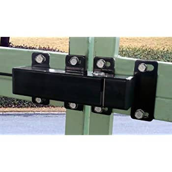 Amazon Com Mighty Mule Bulldog Pedestrian Gate Lock
