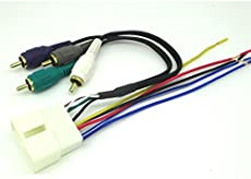 lexus sc car radio wiring chart conpus car stereo radio replacement wiring harness amp integration wire