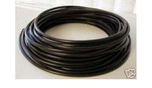 RG8 X Baja Pérdida mini-8 Super 50 Ohm Cable Coaxial 20 m: Amazon.es: Electrónica