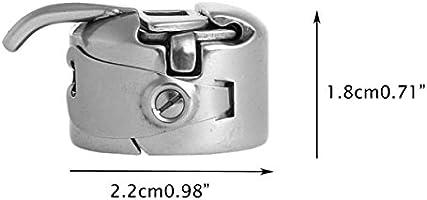 Conjunto de 1 Canillero Más 5 Canilla Metal de Máquina Costura ...