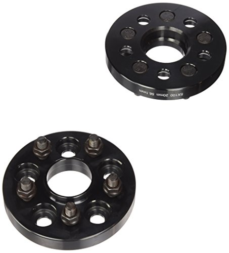 wheel-mate-47303b-black-anodized-20mm-hub-centric-wheel-spacer-for-subaru-brz-scion-fr-s-pair-5x1143