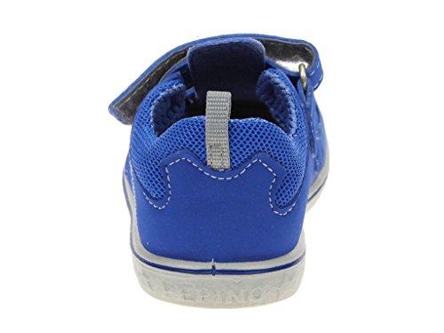 Ricosta rais, Zapatillas Para Niños Azul (Azur)