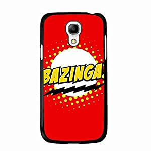 Famous & Funny Quote The Big Bang Theory Phone Case Black Hard Plastic Case Cover For Samsung Galaxy S4Mini,The Big Bang Theory Samsung Galaxy S4Mini Phone Case
