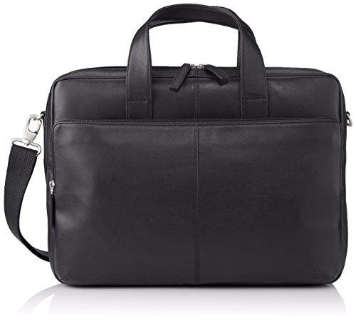 Price comparison product image ECCO Foley Laptop Bag, Black, One Size