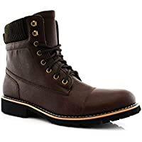 polar fox Wilson MPX508569 Lace-up Combat Boot