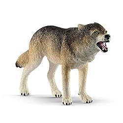 Schleich Wolf Figurine Toy Figure