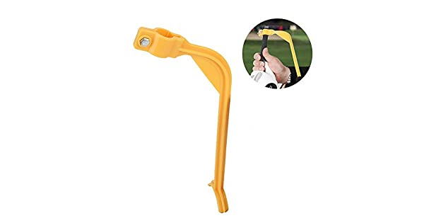 Amazon.com: echeer ayuda de entrenamiento de swing de golf ...