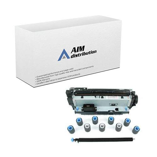 AIM Compatible Replacement for HP Laserjet Enterprise 600 M601/602/603 110V Maintenance Kit (225000 Page Yield) (CF064A) - Generic by AIM