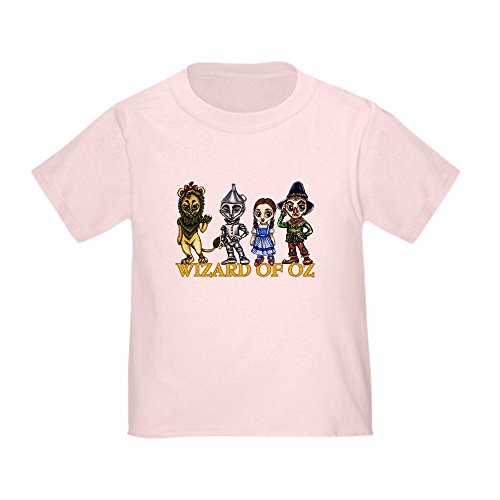 CafePress Wizard Toddler T Shirt Cotton