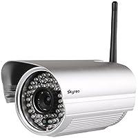 Skyreo SR8905W-SLUS SR Wireless IP Network Surveillance Camera (Silver)