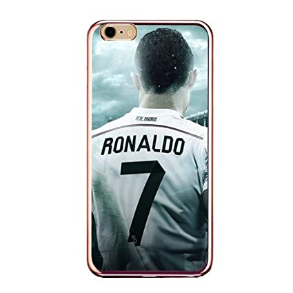 Amazon.com: iPhone 6s 4.7 Case,iPhone 6 Case,Real Madrid CF ...