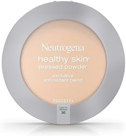 Neutrogena Healthy Skin Pressed Powder Spf 20, Light To Medium 30, .34 Oz.