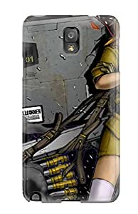 Pretty Zxuzzyq5026ptsua Galaxy Note 3 Case Cover/ Hellsing Gothic Anime Series High Quality Case