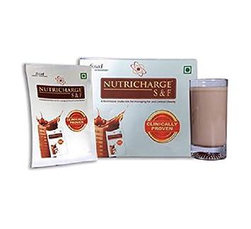 Amazon.com: nutricharge S & F (slim & Fit) – 15 bolsitas X ...