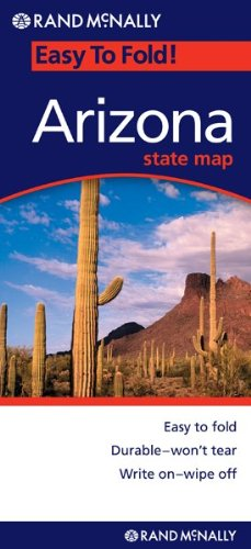 Rand Mcnally EasyFinder Arizona (Map)