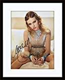 Framed Taylor Swift Autograph with Certificate of