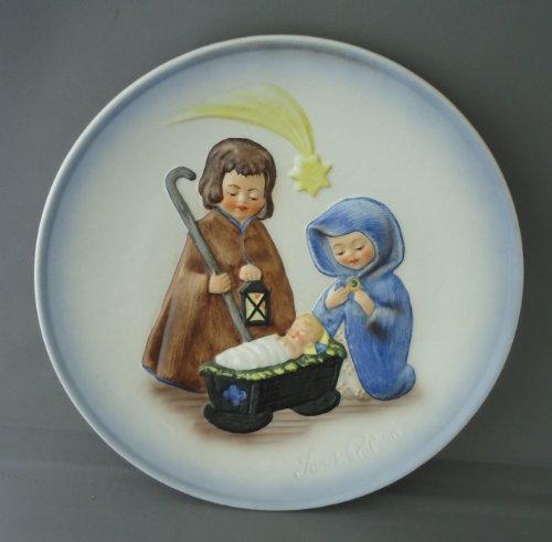Nativity Plate - 5