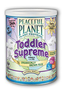 VegLife Toddler Supreme Rice Protein Powder, Vanilla, 397 Gram