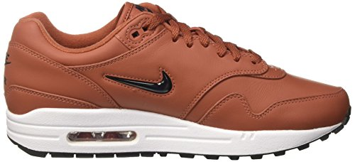 Nike Herren Air Max 1 Premium Sc Gymnastikschuhe Grün (Dusty Peach/black/white/black)