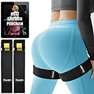 Blood Flow Restriction Bands for Women-Booty: Glute Bands for Leg & Butt Building   Occlusion Bands for Th